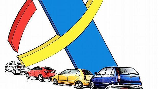 Gastos del vehículo como gasto deducible