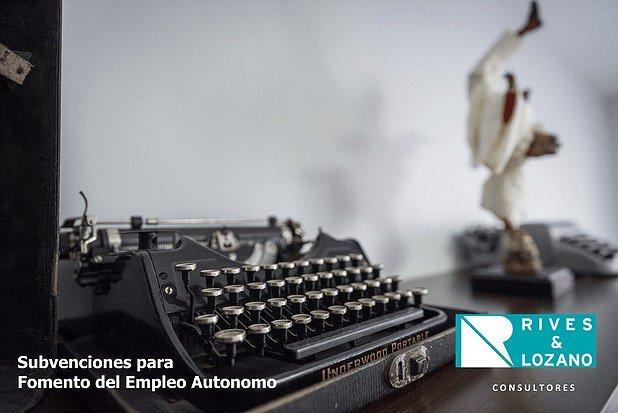 Subvenciones al Fomento del Trabajo Autónomo Dirigido al Emprendimiento