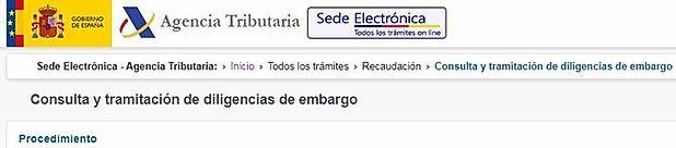 Importancia de las Diligencias de Embargo.