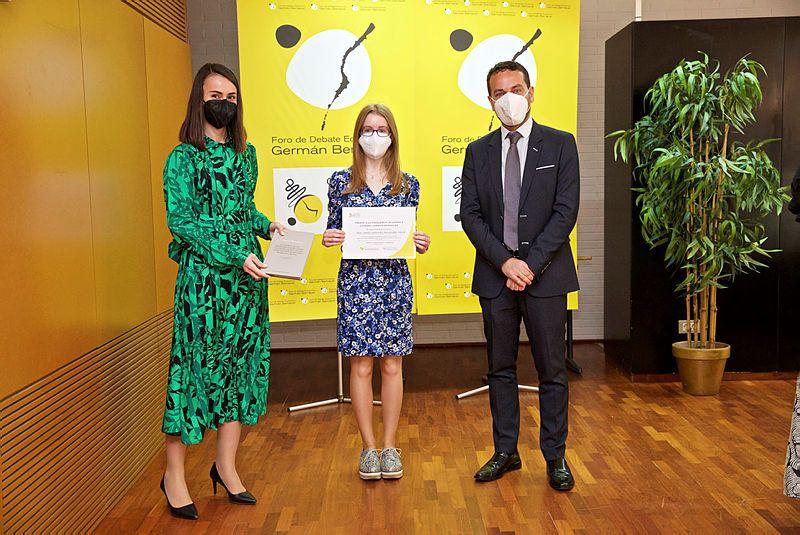 La Cátedra Germán Bernácer celebra el acto de entrega de los Premios a la Excelencia Académica.